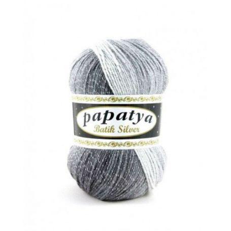 Papatya® Batik SILVER 100g