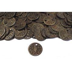 Fém érmék - Ø 10mm