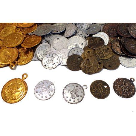 Fém érmék - Vegyes- Ø 17-24mm