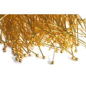 Szerelőpálca 35mm -arany színű-