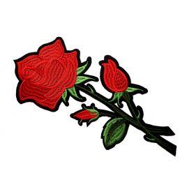 Felvasalható -Virág -28cm