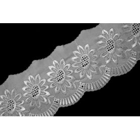 Madeira csipke -9cm (Nr.3665)