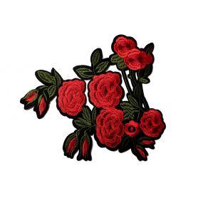Felvasalható -Virág -18, 21cm