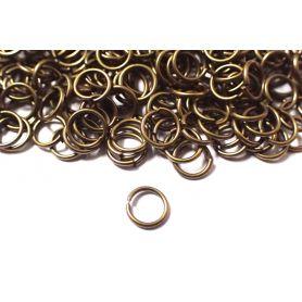 Karika Ø 6mm bronz