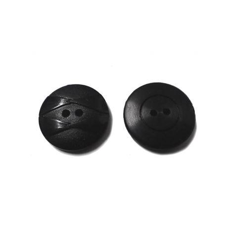 Kétlyukas gomb Ø25mm