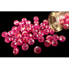 Brillette csiszolt kristály gyöngy BR ss28