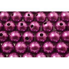 Tekla gyöngy -színes- 8mm