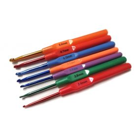 Horgolótű 2mm-5mm