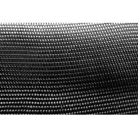 Heveder 10cm Fekete