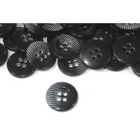 Négylukú gomb Ø15mm