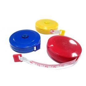 Autómata mérőszalag cm-inch