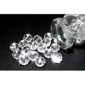 Brillette csiszolt kristály gyöngy BR1 ss28