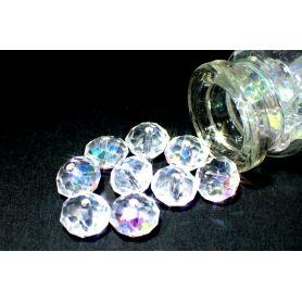 Brillette csiszolt kristály gyöngy BR AB ss38