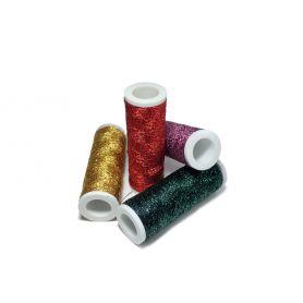 Lurex cérna sok színben 60m