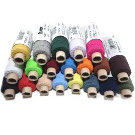 PEGA Elasztikus cérna -Vegyes színek-