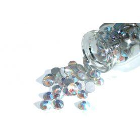Ragasztható strassz kristály R1AB Ø 5mm