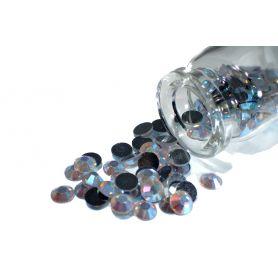 Ragasztható strassz kristály R2 AB Ø 5mm