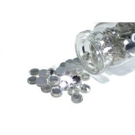Ragasztható strassz kristály R3 Ø 5mm