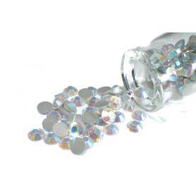 Ragasztható strassz kristály R3 AB Ø 5mm