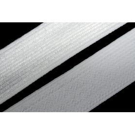 Gumi szalag -fehér- 22mm
