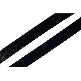 Melltartó gumi 12mm -Fekete-