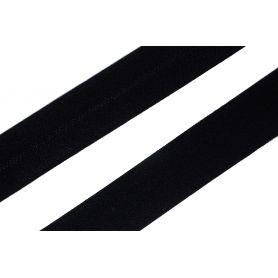 Melltartó gumi 18mm -Fekete-