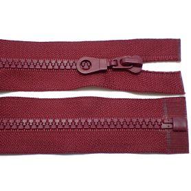 Fogas, bontható húzózár (Kabát) -50cm