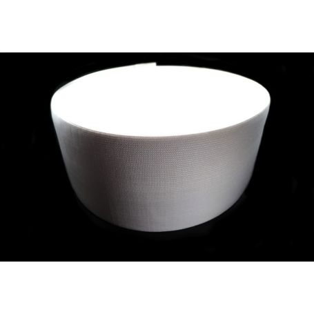 Gumi szalag -fehér- 100mm