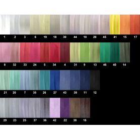 Pamut ferdepánt sok színben 3cm