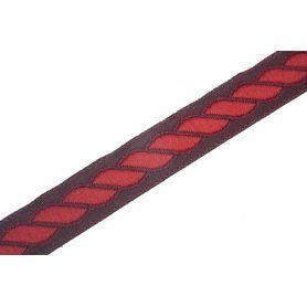 Mintás szalag -Csavart- 15mm