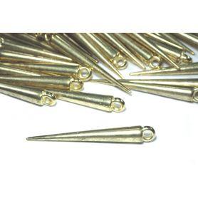 Tüske -Arany -34mm