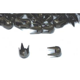 Kerek szegecs -Bronz -4mm