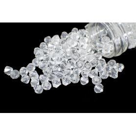 Műanyag kristály utánzat -4mm
