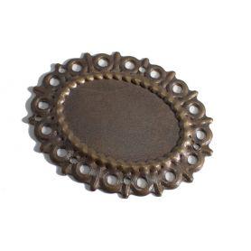 Cameo alap, bronz