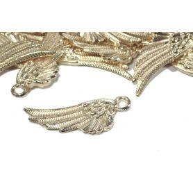 Angyal szárny charm -3cm