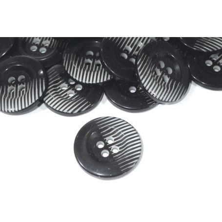 Négylukú gomb Ø20mm