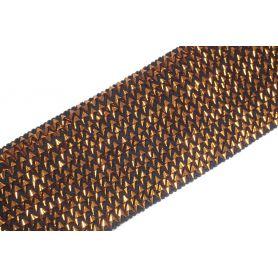 Rugalmas flitter -6cm