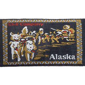 Felvarrharó folt, cimke -Alaska- 50mm