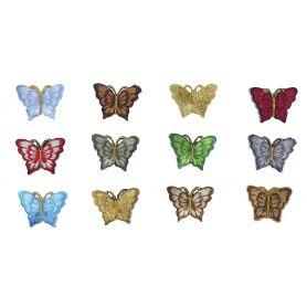 Vasalható foltok, cimkék -Pillangó-