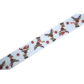 Karácsonyi szalag 2cm