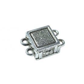 Mágneskapocs -Maya szögletes-
