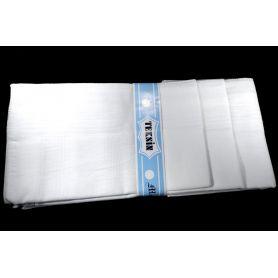 Textil zsebkendők 36x36 -Fehér-