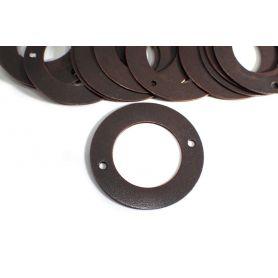 Karika Ø 23mm bronz