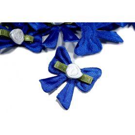 Nyomott masni virággal 4cm