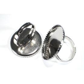 Gyűrű alap Ø27mm foglalat