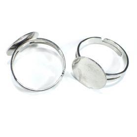 Gyűrű alap Ø14.5mm foglalat