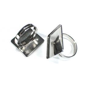 Gyűrű alap Ø20mm foglalat