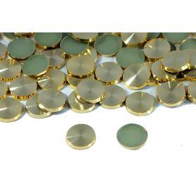 Felvasalható fém korong -6mm