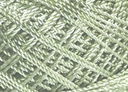 Horgoló 118 halvány zöld