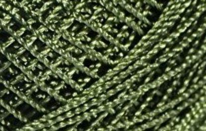 Horgoló 732 közép zöld